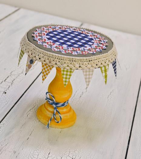 Cupcake-Set---Stand