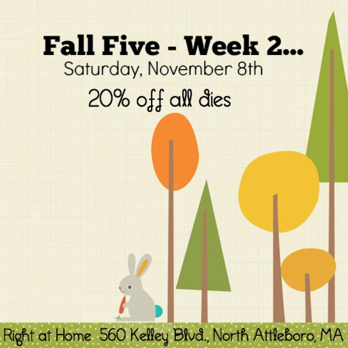 Fall five week 2